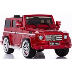 ЭЛЕКТРОМОБИЛЬ MERCEDES BENZ G55 AMG LUXE RED