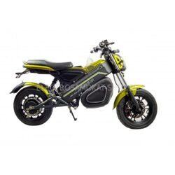 ЭЛЕКТРОМОТОЦИКЛ NOVELTY ELECTRONICS BIKE BLACK