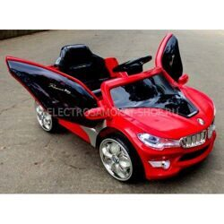 ЭЛЕКТРОМОБИЛЬ BMW O002OO RED