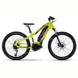 ЭЛЕКТРОВЕЛОСИПЕД HAIBIKE SDURO HARDFOUR 4.0 400WH 9-SP ACERA
